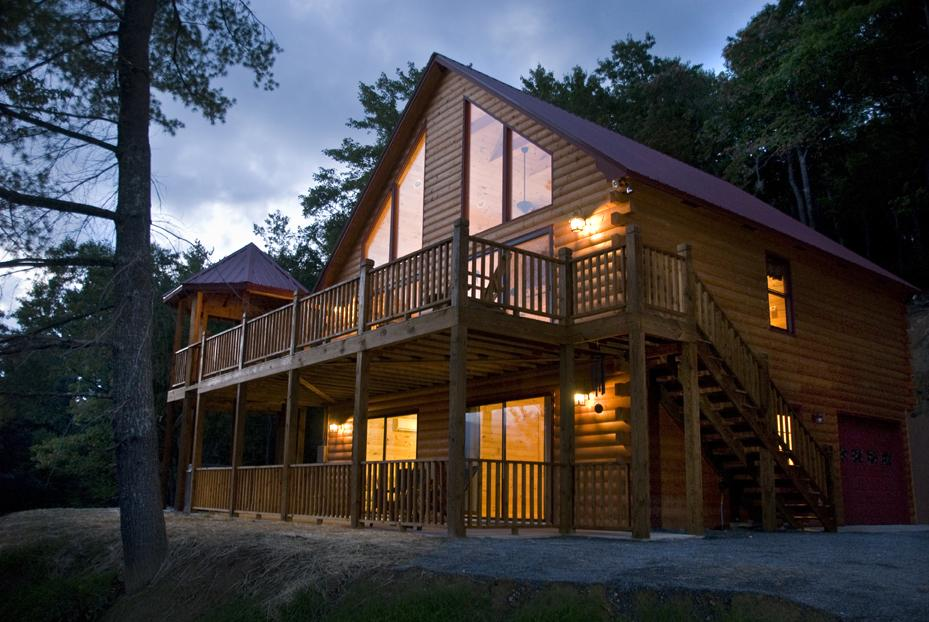 Amazing Nantahala Cabin Rentals Chalets Vacation Homes Lodging Interior Design Ideas Pimpapslepicentreinfo