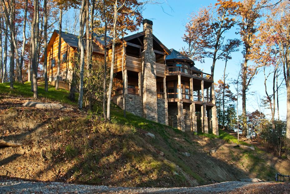 Beau Cherokee Mountain Cabins