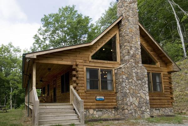 bryson getaway rentals cherokee the managed city lake cabin by and in areas romantic header log fontana getawaycabin bedroom cabins mountain nantahala nc