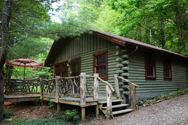 Nantahala Cabin Rentals – Chalets, Vacation Homes, Lodging